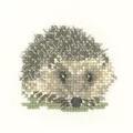 Heritage Hedgehog - Aida Cross Stitch Kit