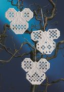 Permin Hardanger Angels 3 Embroidery Kit
