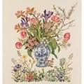 Eva Rosenstand Tulips - Aida Floral Cross Stitch Kit