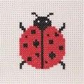 Anchor Ladybird Cross Stitch Kit