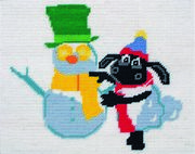 Anchor Timmy Winter Fun Tapestry Kit