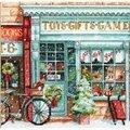 Dimensions Toy Shoppe Christmas Cross Stitch Kit