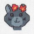 Permin Kitten Cross Stitch