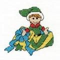 DMC Elf Mini Kit Cross Stitch