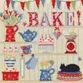Bothy Threads Bake! Cross Stitch Kit