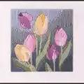 Derwentwater Designs Tulips Floral Christmas Long Stitch Kit