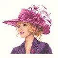 Heritage Sarah Mini - Aida Cross Stitch Kit