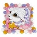 RIOLIS Lamb Cushion Cross Stitch Kit