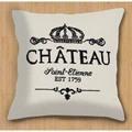 Anette Eriksson Chateau Value Cushion Front Cross Stitch Kit