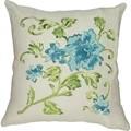 Anette Eriksson Fleur Value Cushion Front Floral Cross Stitch Kit