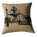 Anette Eriksson La Fountaine Premium Cushion Kit Cross Stitch