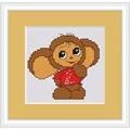 Luca-S Mouse Mini Kit Cross Stitch
