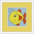 Luca-S Fish Cross Stitch Kit