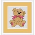 Luca-S Baby Bear Mini Kit Cross Stitch
