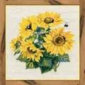 RIOLIS Sunflowers Cross Stitch Kit
