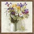 RIOLIS Wildflowers Floral Cross Stitch Kit