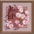 RIOLIS Spring Cross Stitch Kit