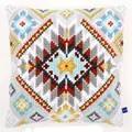 Vervaco Ethnic Cushion 2 Cross Stitch Kit