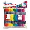 Janlynn Craft Thread 105 Skein Pack