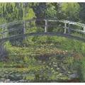 DMC Monet - The Waterlily Pond Cross Stitch Kit