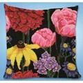 Design Works Crafts Midnight Floral Tapestry Kit