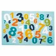 Vervaco Numbers Rug Cross Stitch Kit