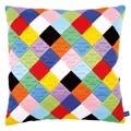 Vervaco Coloured Diamonds Cushion Long Stitch Kit