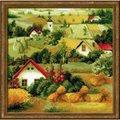 RIOLIS Serbian Landscape Cross Stitch Kit