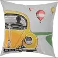 Permin VW Pillow Cross Stitch Kit