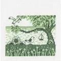 Permin Seagull Cross Stitch Kit