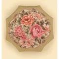 RIOLIS Evening Garden Cushion Cross Stitch Kit