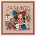 RIOLIS Princess Castle Photo Frame Cross Stitch Kit