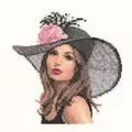 Heritage Miniature Rachel - Aida Cross Stitch Kit