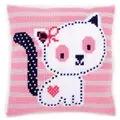 Vervaco Kitten Cushion Cross Stitch