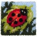 Needleart World Ladybird Latch Hook Kit