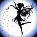 Lanarte Enchanting Fairy Cross Stitch Kit