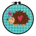 Dimensions Little Hedgehog Craft Kit