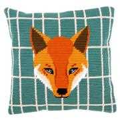 Vervaco Gunther Cushion Long Stitch Kit