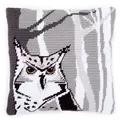 Vervaco Hella Cushion Long Stitch Kit