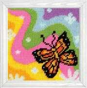 Design Works Crafts Butterfly Tapestry Kit