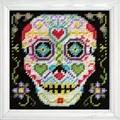 Design Works Crafts Skull Tapestry Kit
