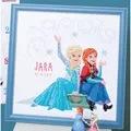 Vervaco Sisters Forever Birth Sampler Cross Stitch Kit