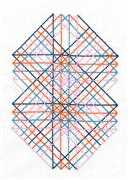 DMC Right Angles Embroidery Kit