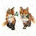 Bothy Threads Glad Tidings Christmas Cross Stitch Kit