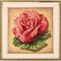 RIOLIS Rose Cross Stitch Kit