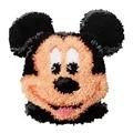 Vervaco Mickey Shaped Cushion Latch Hook Kit