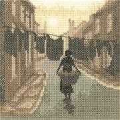 Heritage Wash Day - Aida Cross Stitch Kit