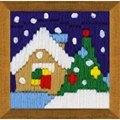 RIOLIS Christmas Eve Long Stitch Kit