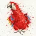 Bothy Threads Parrots on Parade Cross Stitch Kit