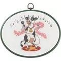 Permin Singing Cow Cross Stitch Kit